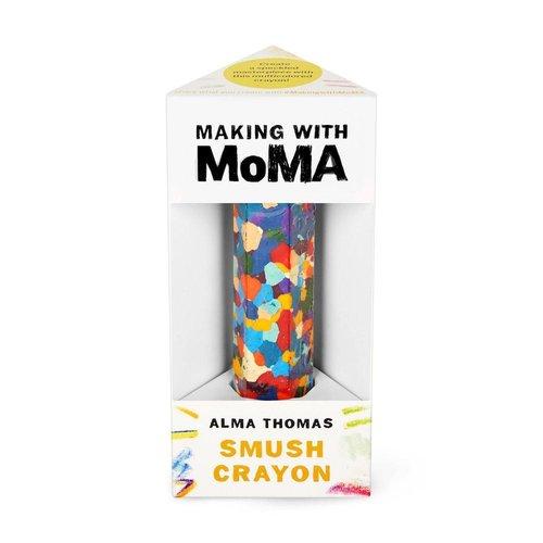 Crayon à la cire multicolore Moma jumbo