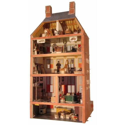 Piet Design Puppenhaus - Rembrandt