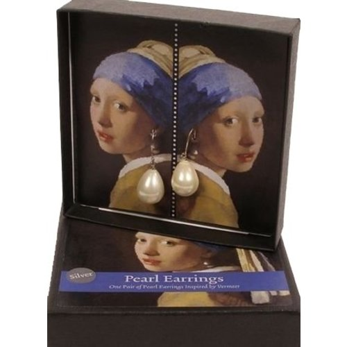 Earrings of the Girl with the Pearl