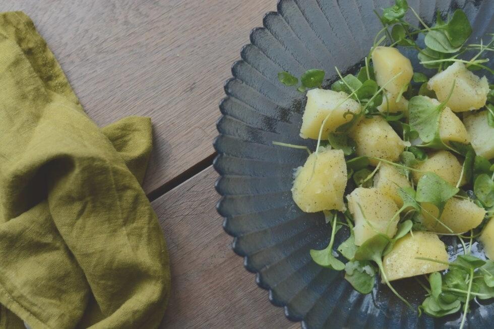 Basis recept aardappelen