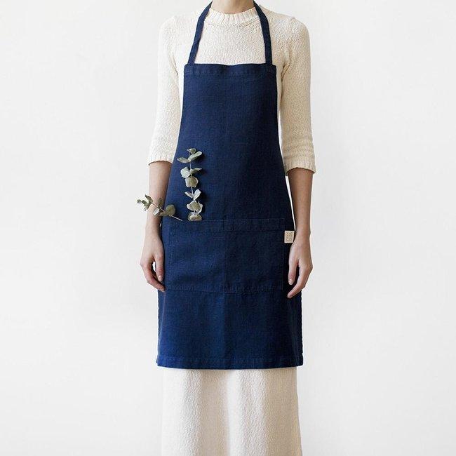 EcoStoof® Limited Edition Keukenschort Blauw