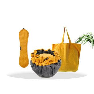 EcoStoof® Essentials Vorverkaufsset Ockergelb