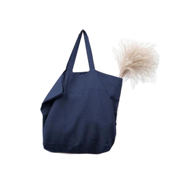 EcoStoof® Limited Edition Draagtas Blauw