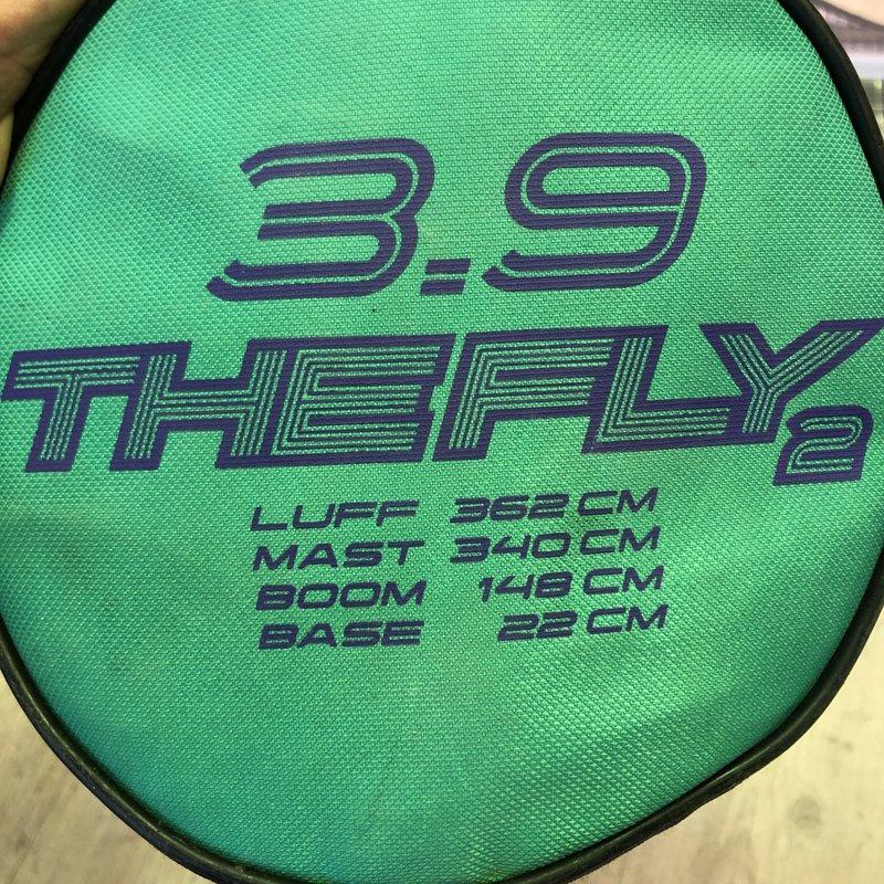 Neil Pryde Neil Pryde The Fly2 3.9 2011