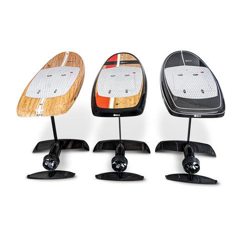 Surf foil elettrico