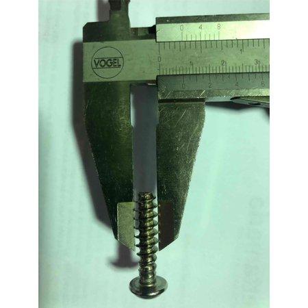 Goya Vite a diametro maggiorato per footstrap