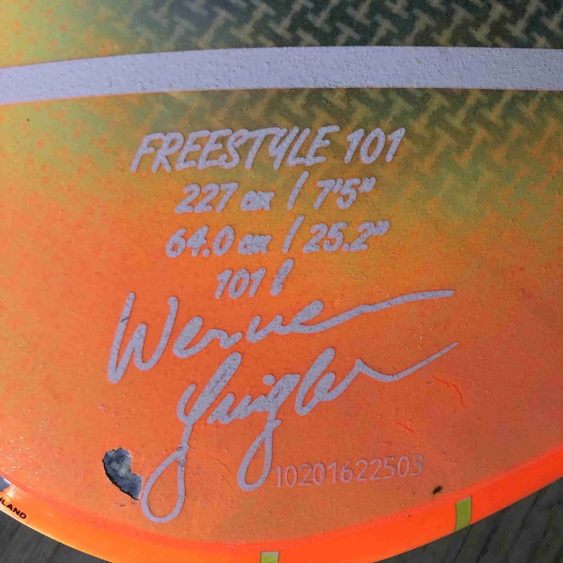JP JP Freestyle 100 2016