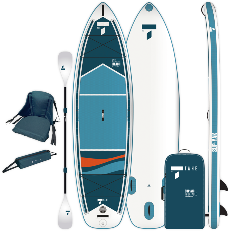 "Tahe Outdoors Tahe 10'6"" Beach Sup-Yak + Kayak Kit"