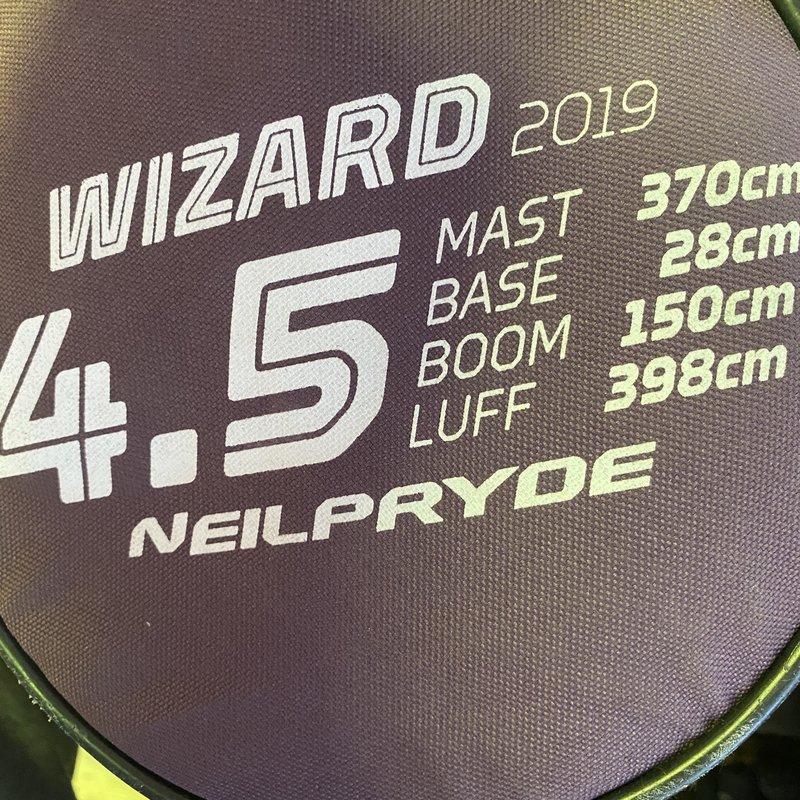 Neil Pryde Neil Pryde Wizard 4.5 2019