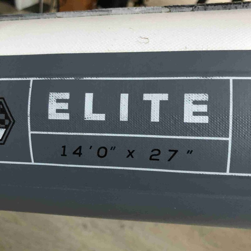 Red Paddle Elite Racing 14x27