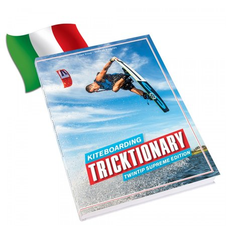 Kiteboarding Tricktionary - Twintip edition