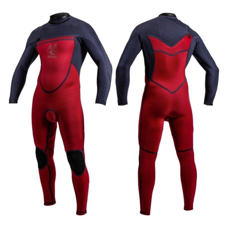 O'neill O'neill Psycho Tech 4/3+ Chest Zip fulll wetsuit