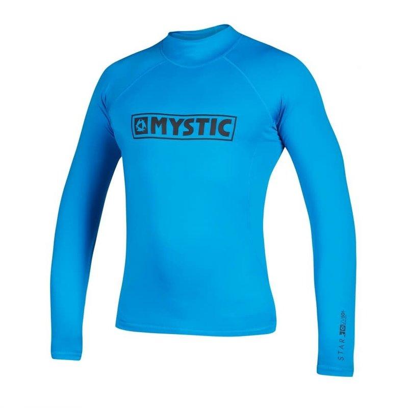 Mystic Mystic Star Rash Vest Junior L/S