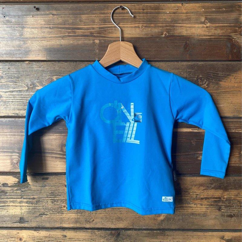 O'neill O'nelil Toddler Skins long sleeve sun protecion shirt