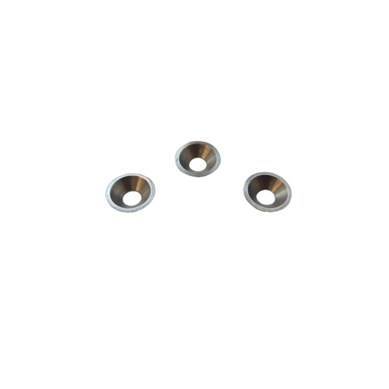 Sabfoil Saboil 3x washers adapter from M8 to M6