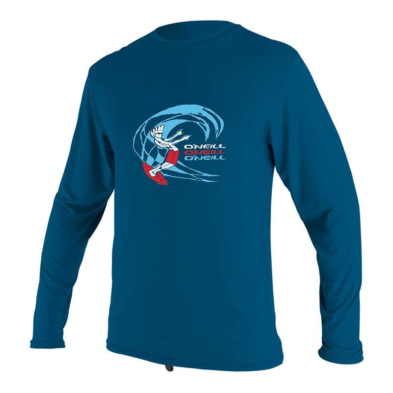O'neill O'nelil O'Zone Long Sleeve UV Shirt Kids