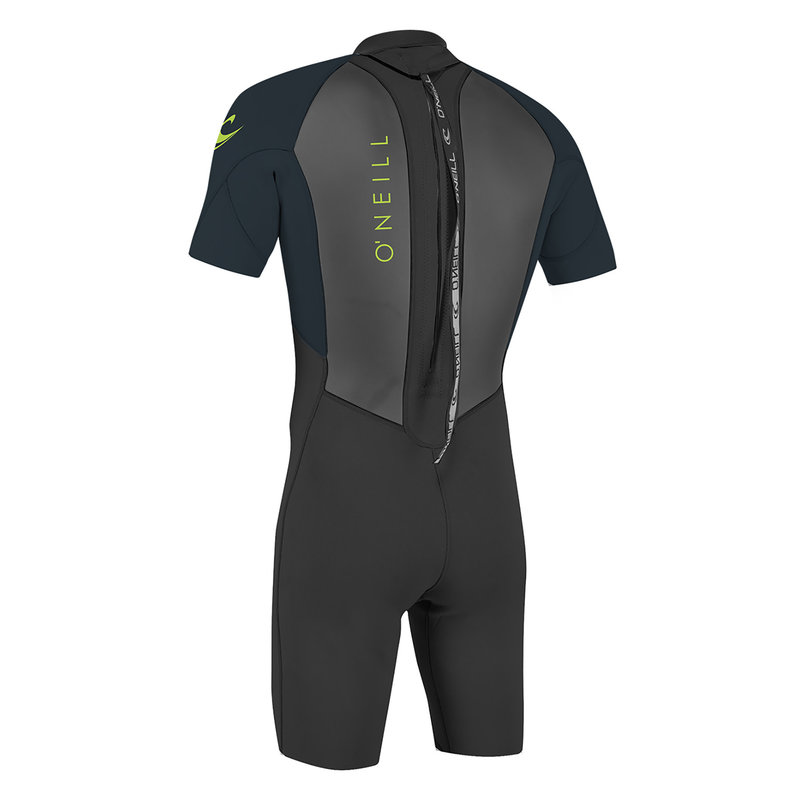 O'neill O'neill Youth Reactor-2 2mm Back Zip S/S Spring