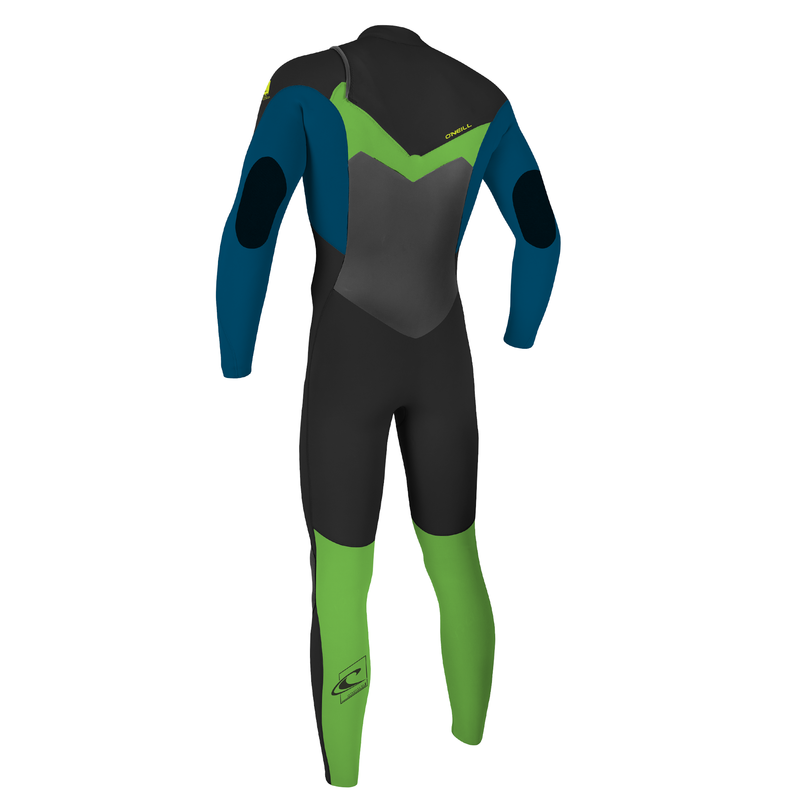 O'neill O'neill Youth Epic 4/3 Chest Zip Full wetsuit