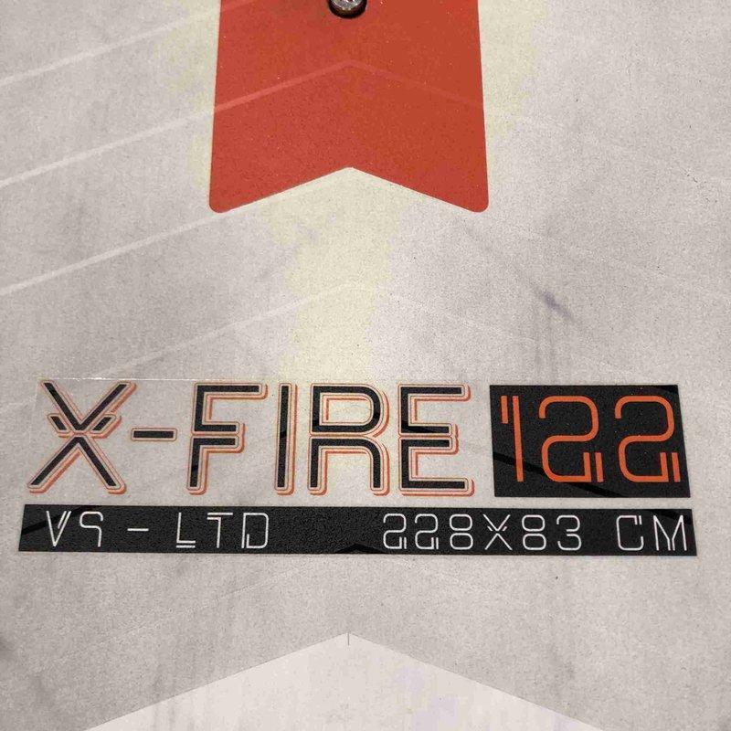 RRD RRD X-Fire V9 122
