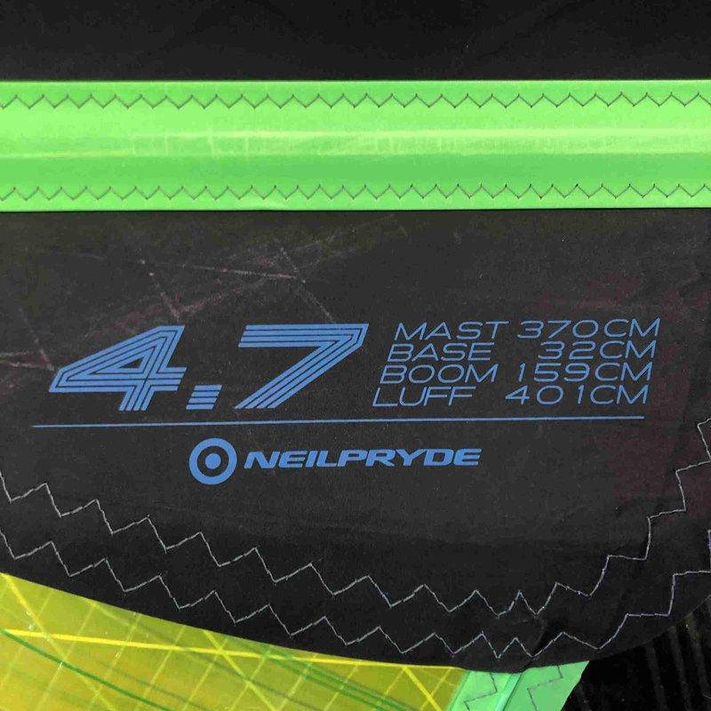 Neil Pryde Neil Pryde Combat HD 4.7 2013