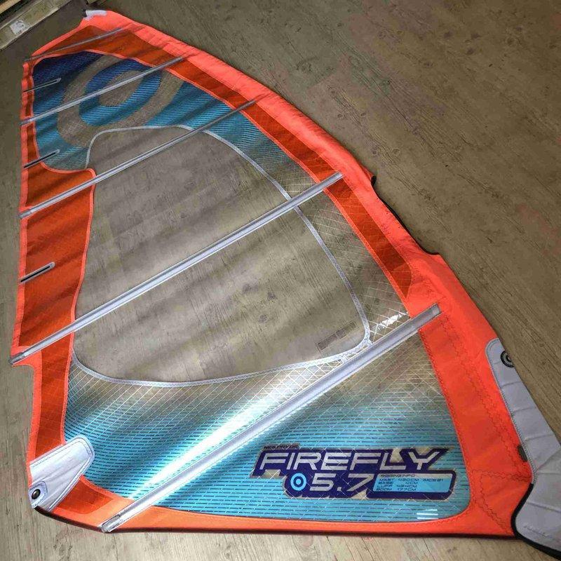 Neil Pryde Neil Pryde Firefly 5.7 2010