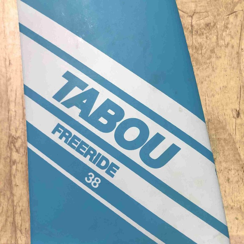 Tabou Tabou Freeride 38 tuttle box