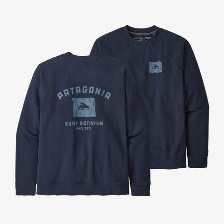 Patagonia Patagonia M's Fly the Flag  Organic Crew Sweatshirt