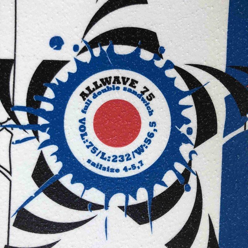 Fanatic All Wave 75 2007