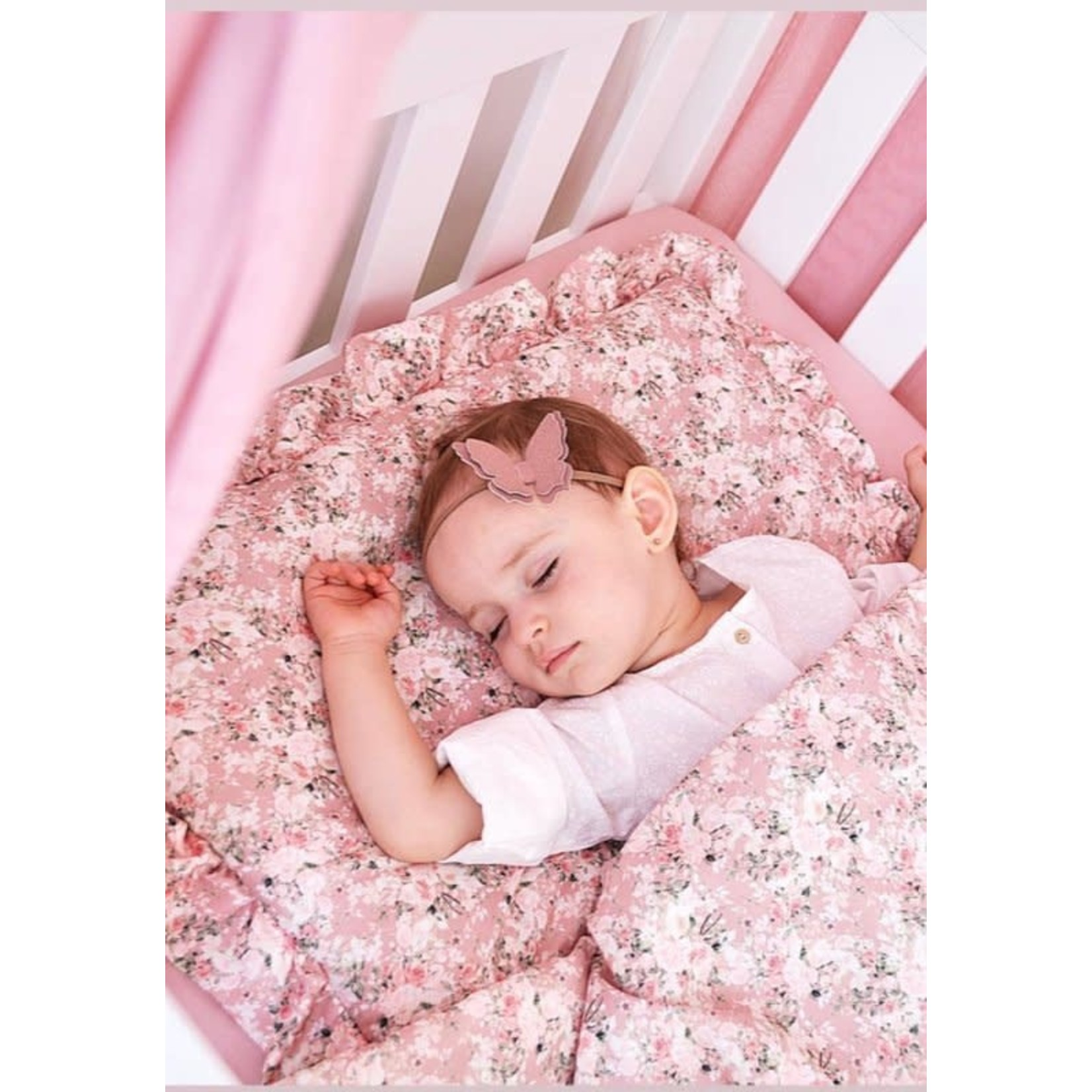 Sheets Pink Flowers