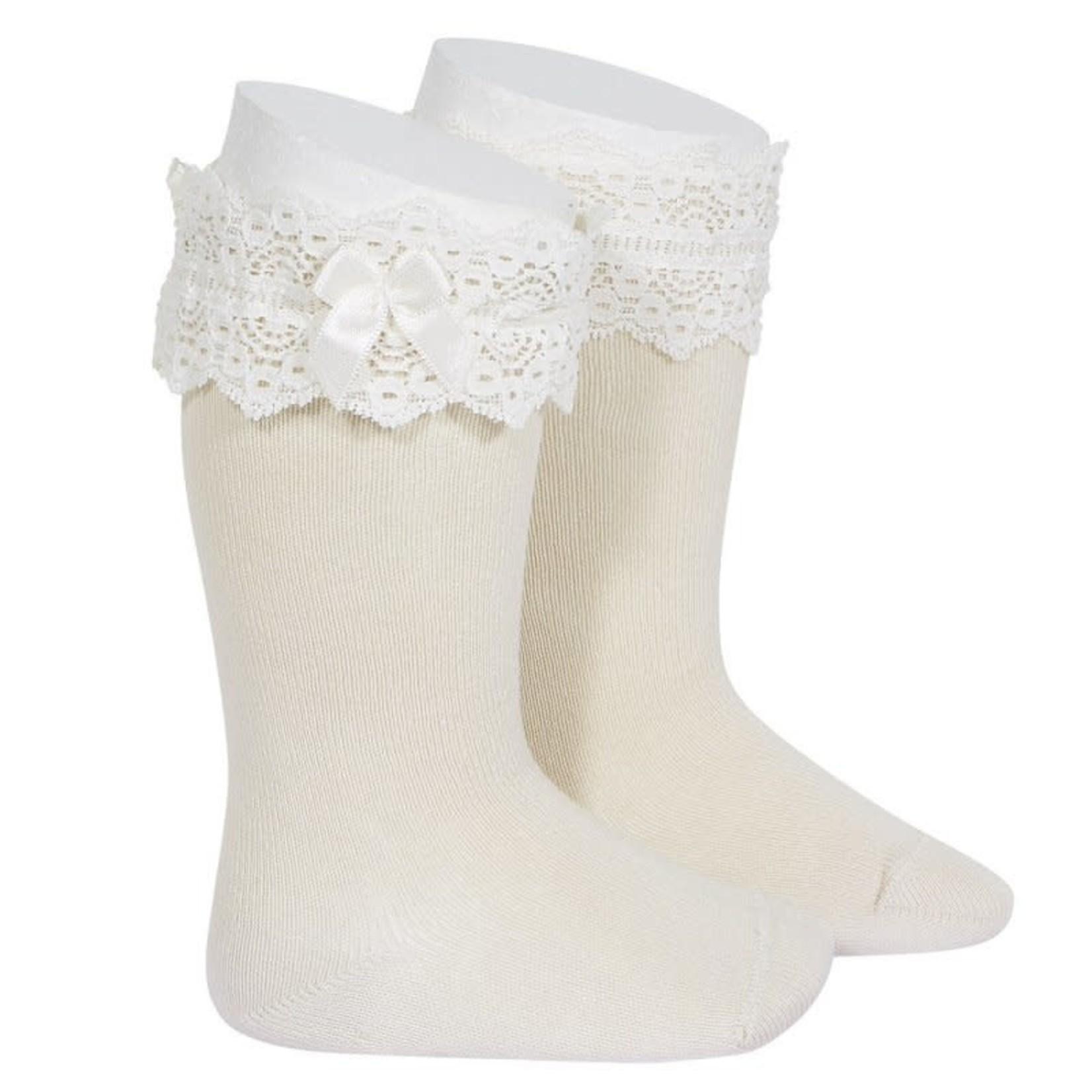 Condor Fantasy Socks Knee High - Lino