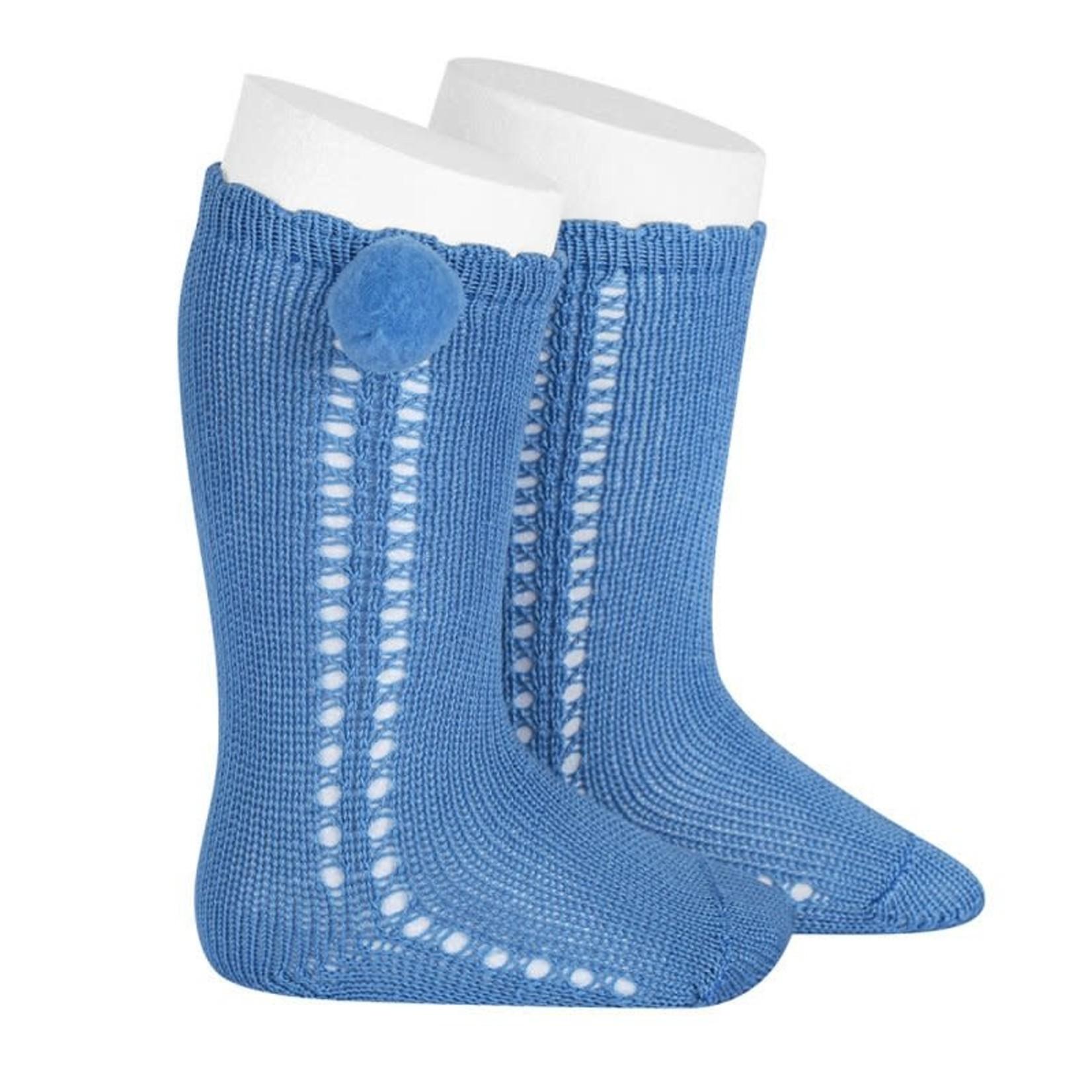 Condor Socks Pompom - Maya