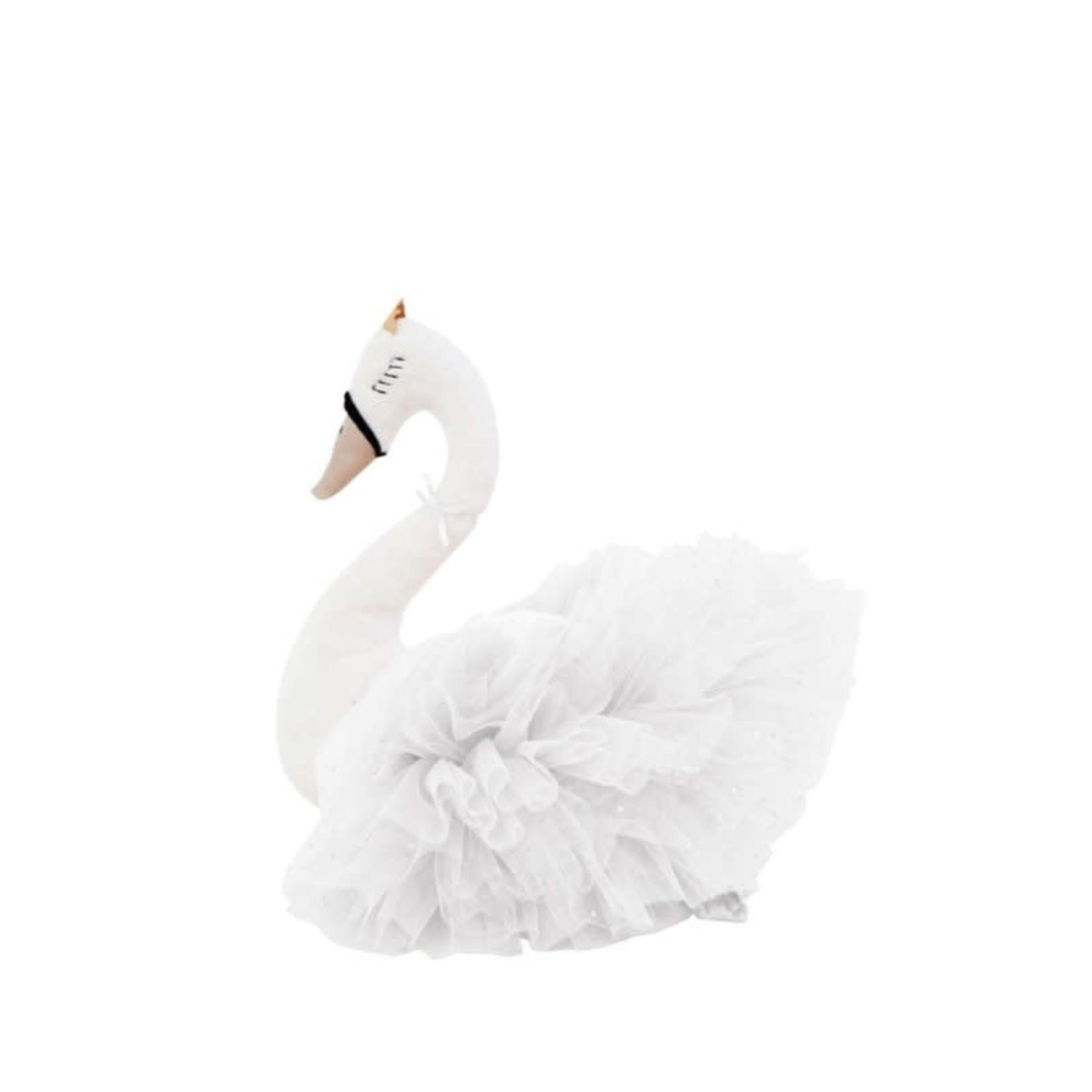 Spinkie Swan Princess White