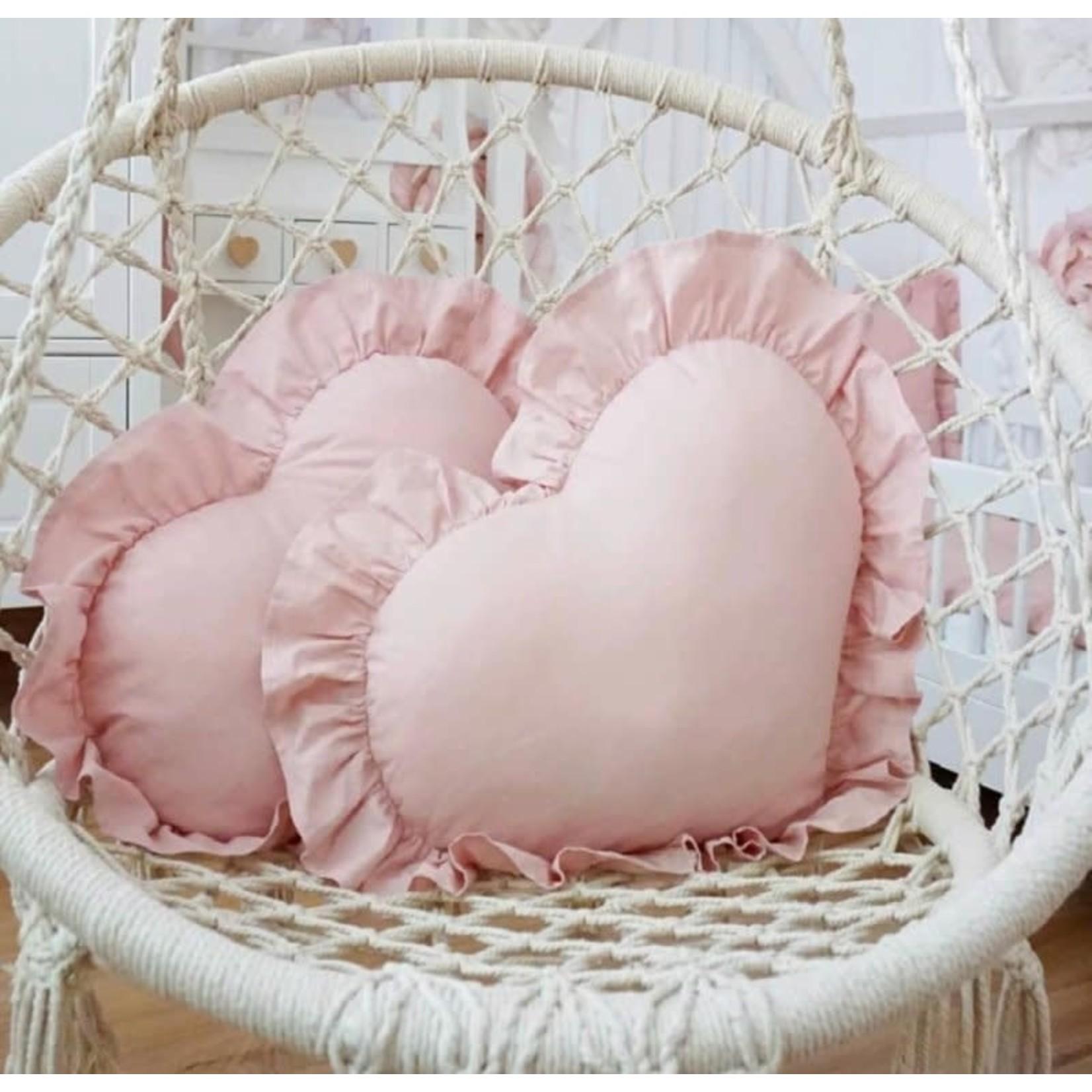Pillow Heart Pink