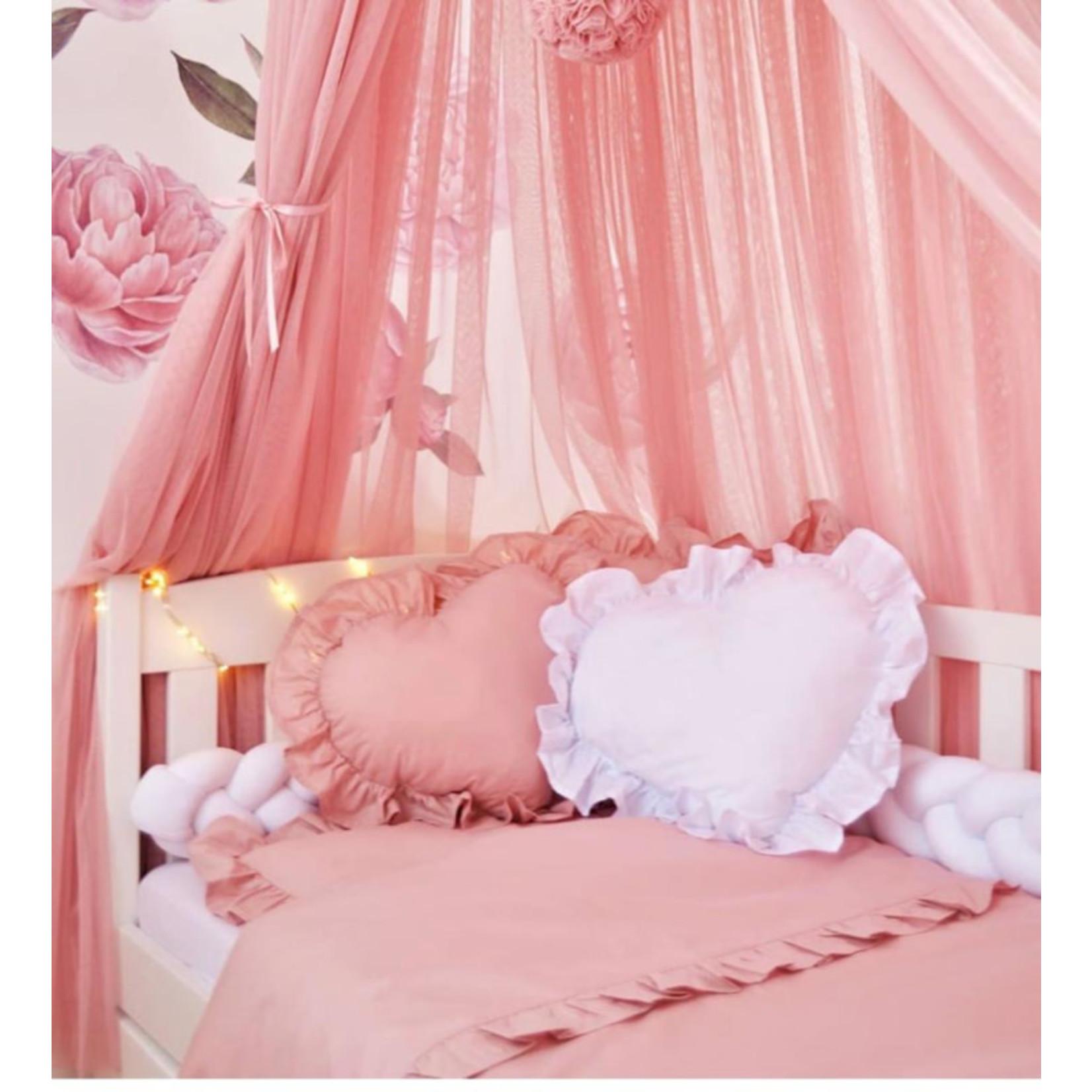 Pillow Heart White