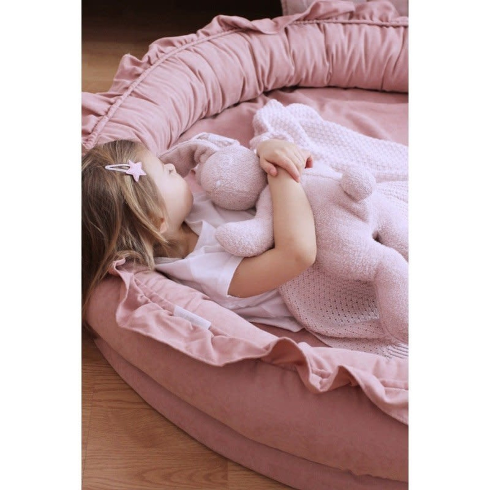 Cotton & Sweets Junior Nest - Blush