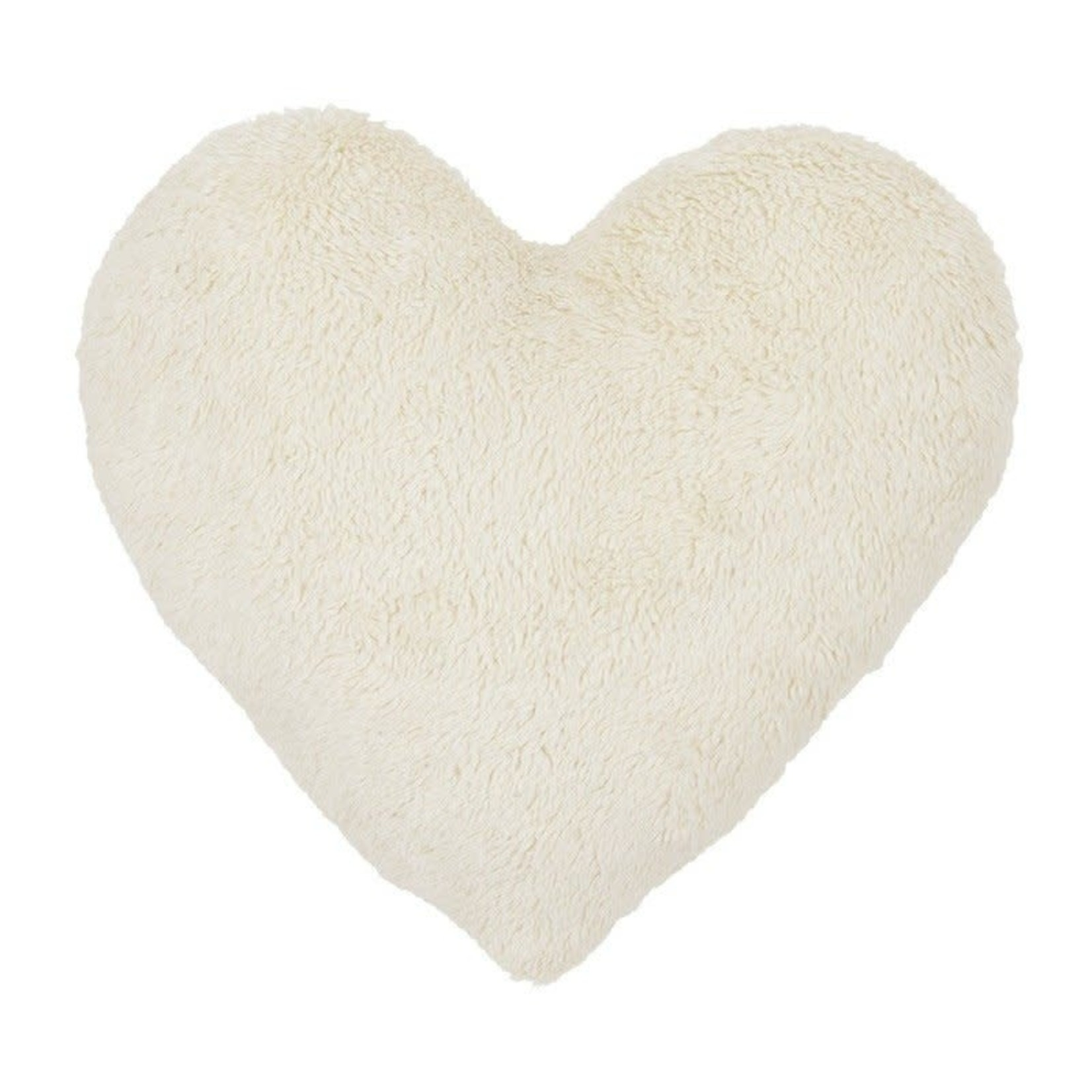 Sheepskin Heart Boho - Pillow