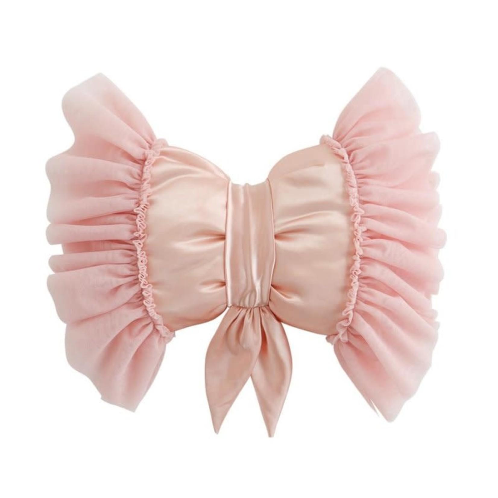 Spinkie Butterfly Pillow Light Pink