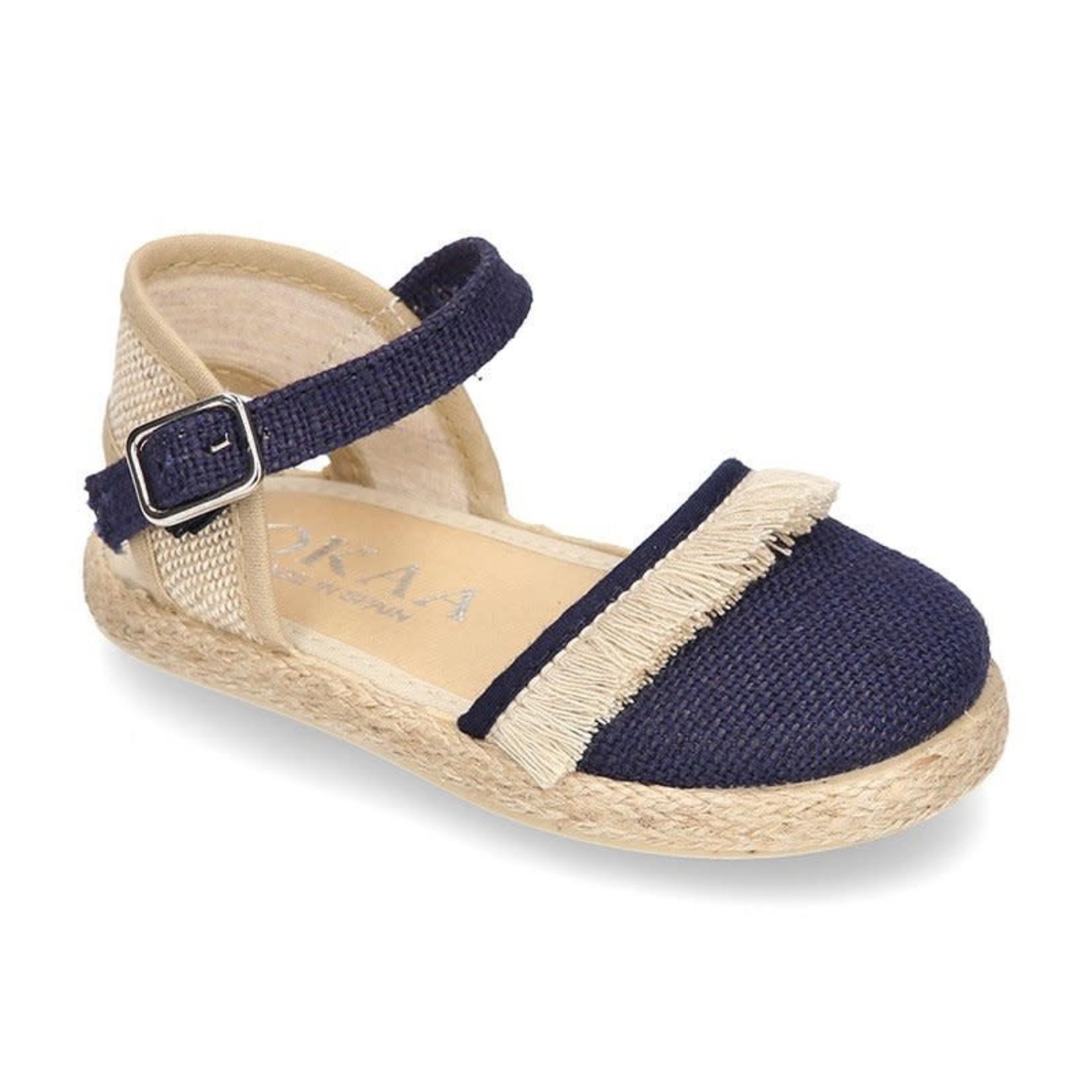 Okaa Shoe Celia Navy