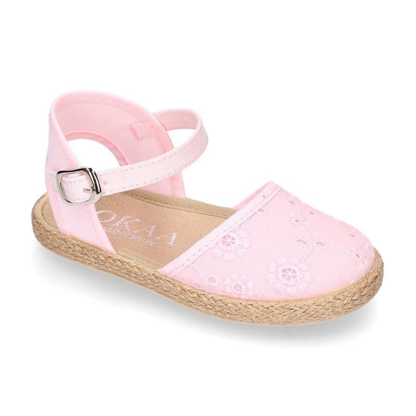 Okaa Shoe Bella Pink