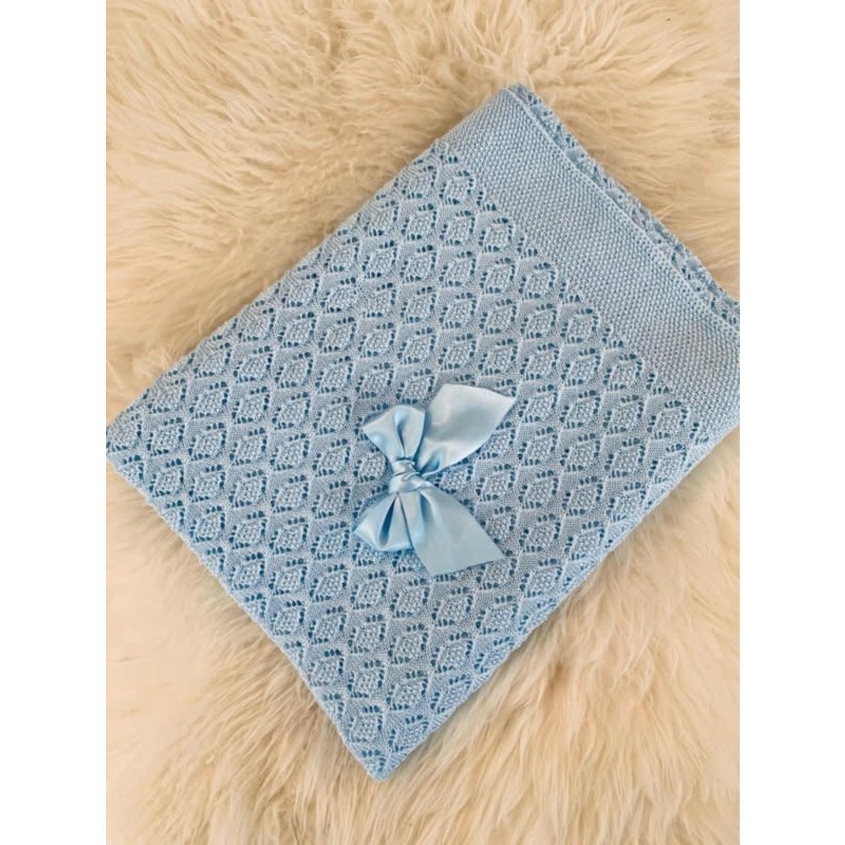 Valentina Blanket Light Blue - Valentina