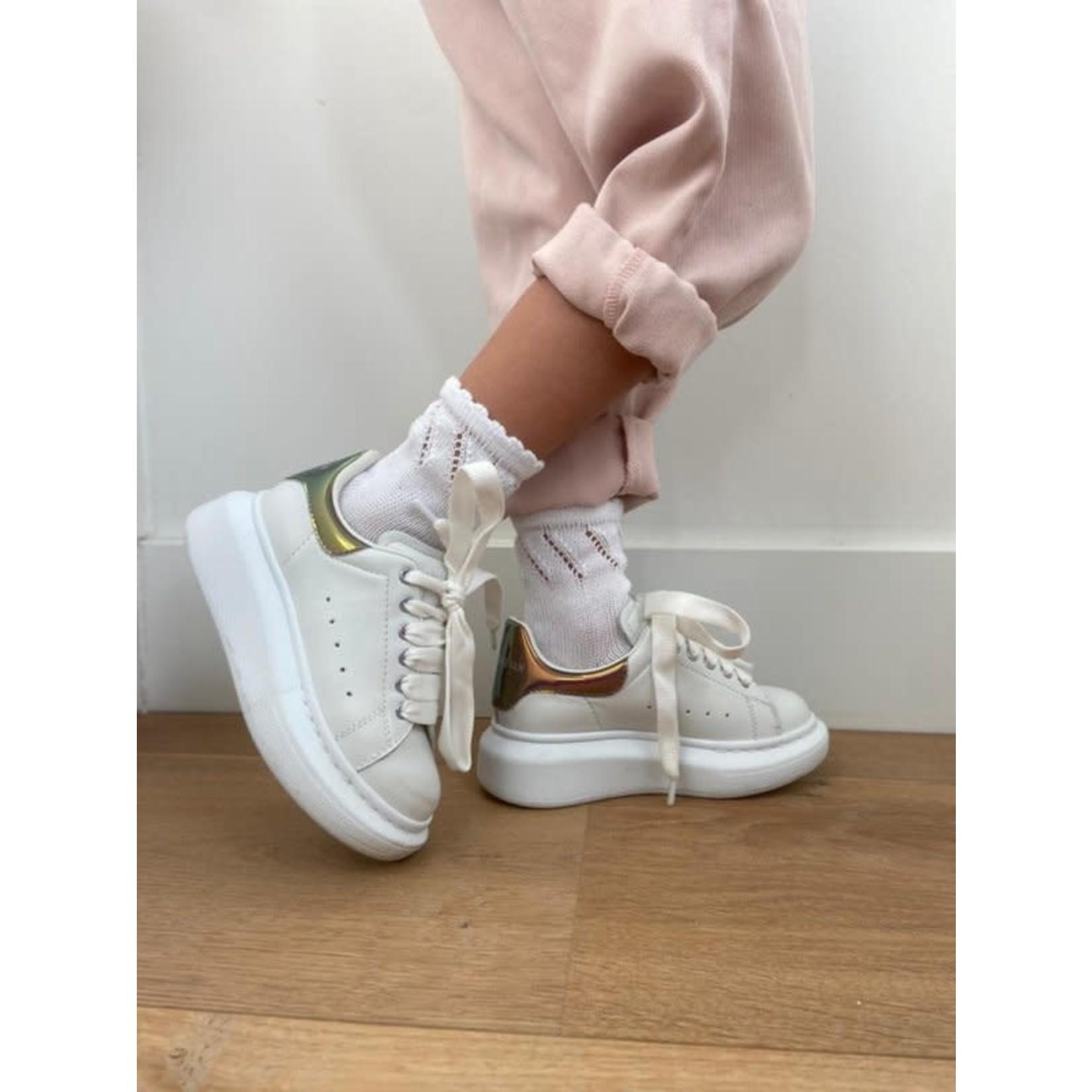 Condor Socks White