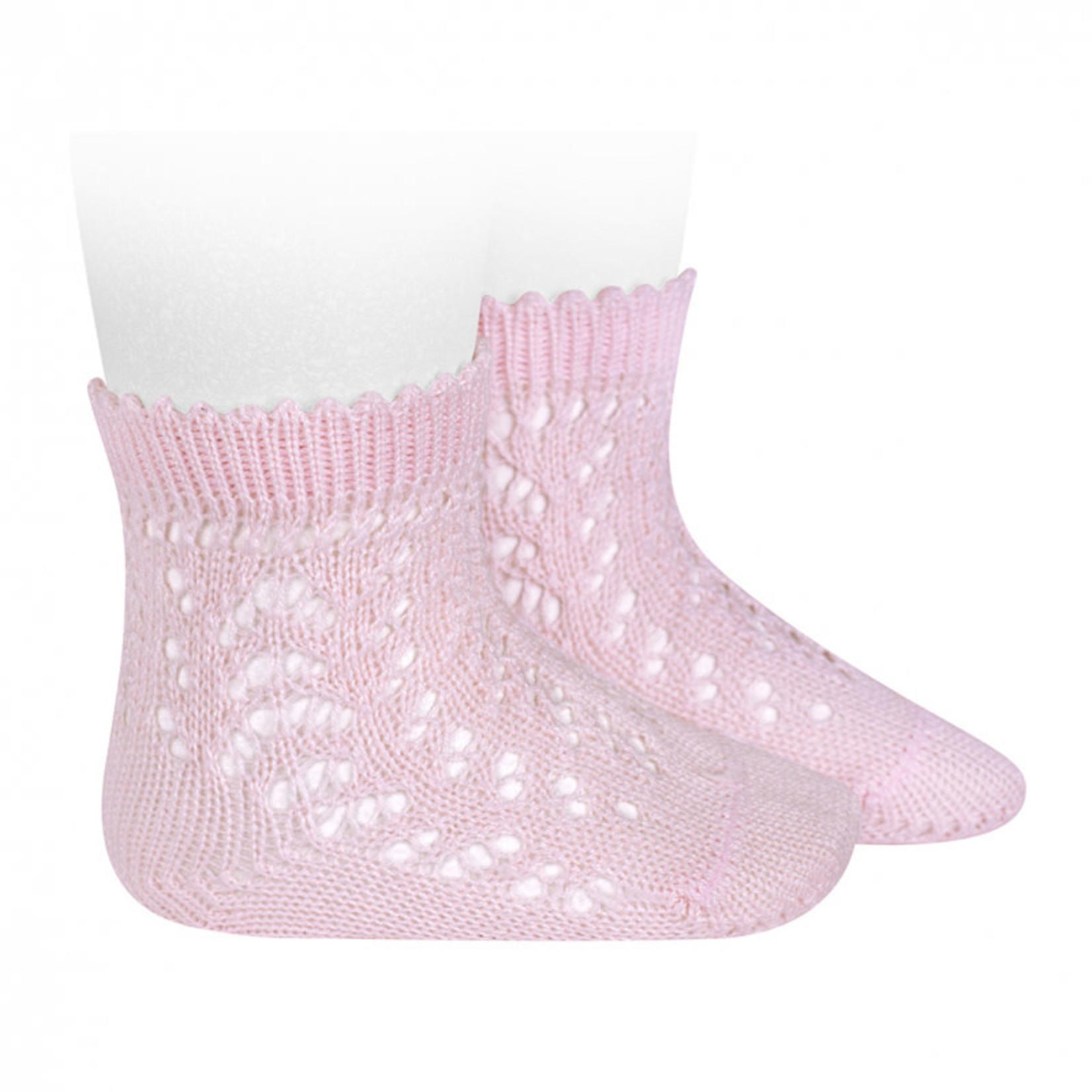 Socks Open - Pink