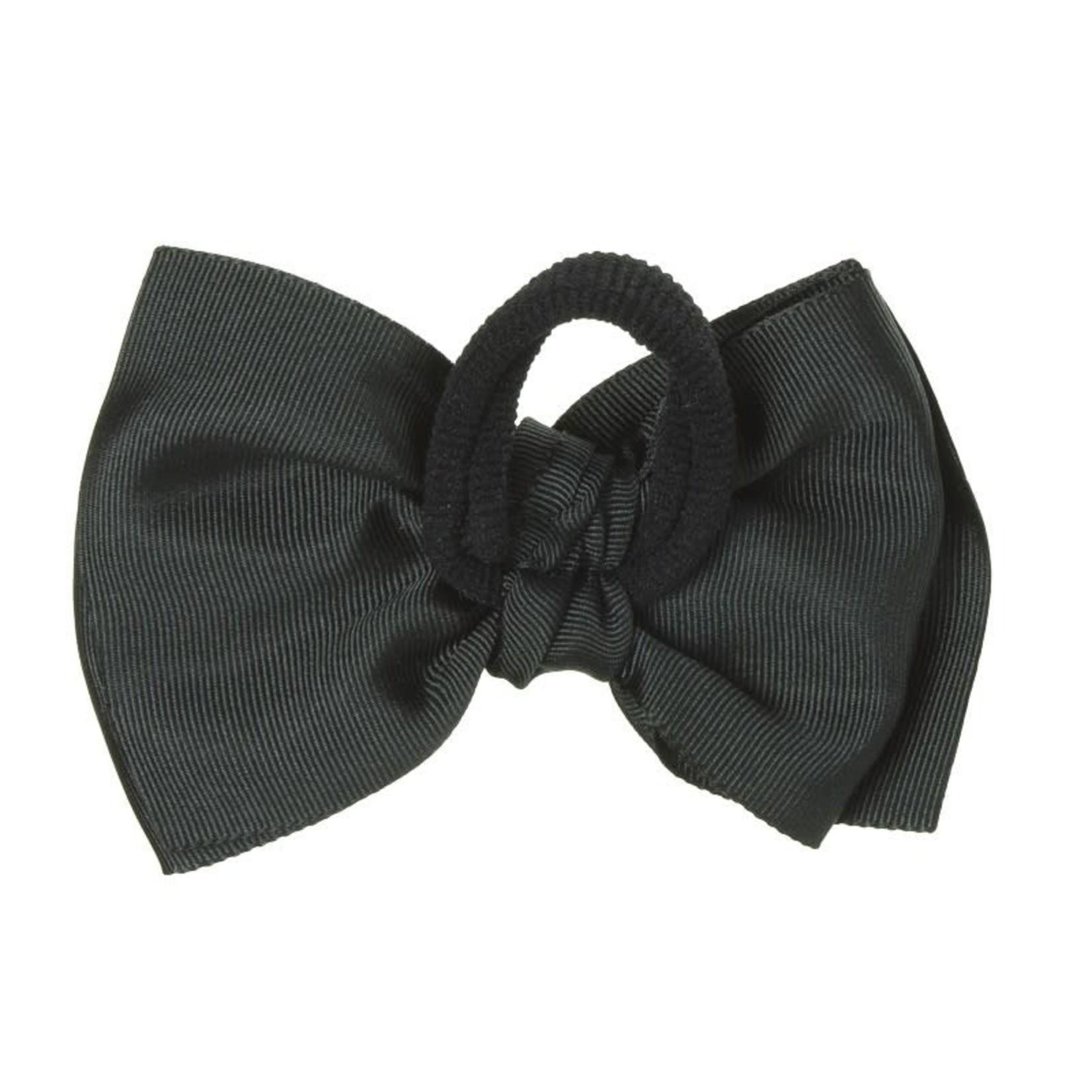 Siena Hair Bow - Black