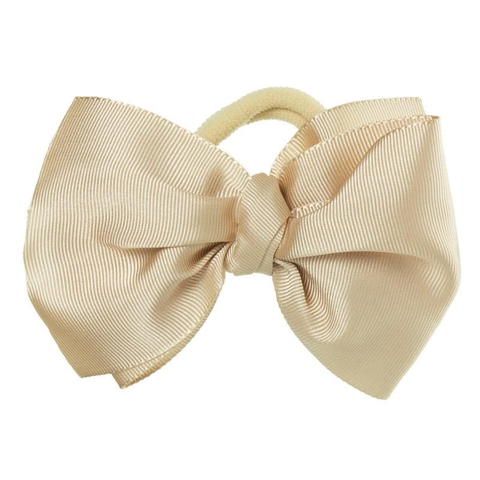 Siena Hair Bow - Beige