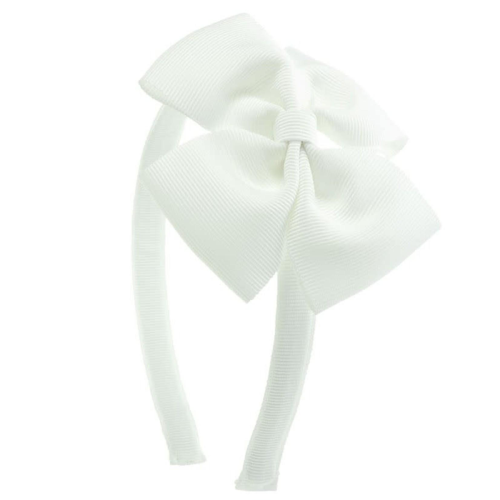 Siena Diadeem Butterfly Perfect  - White