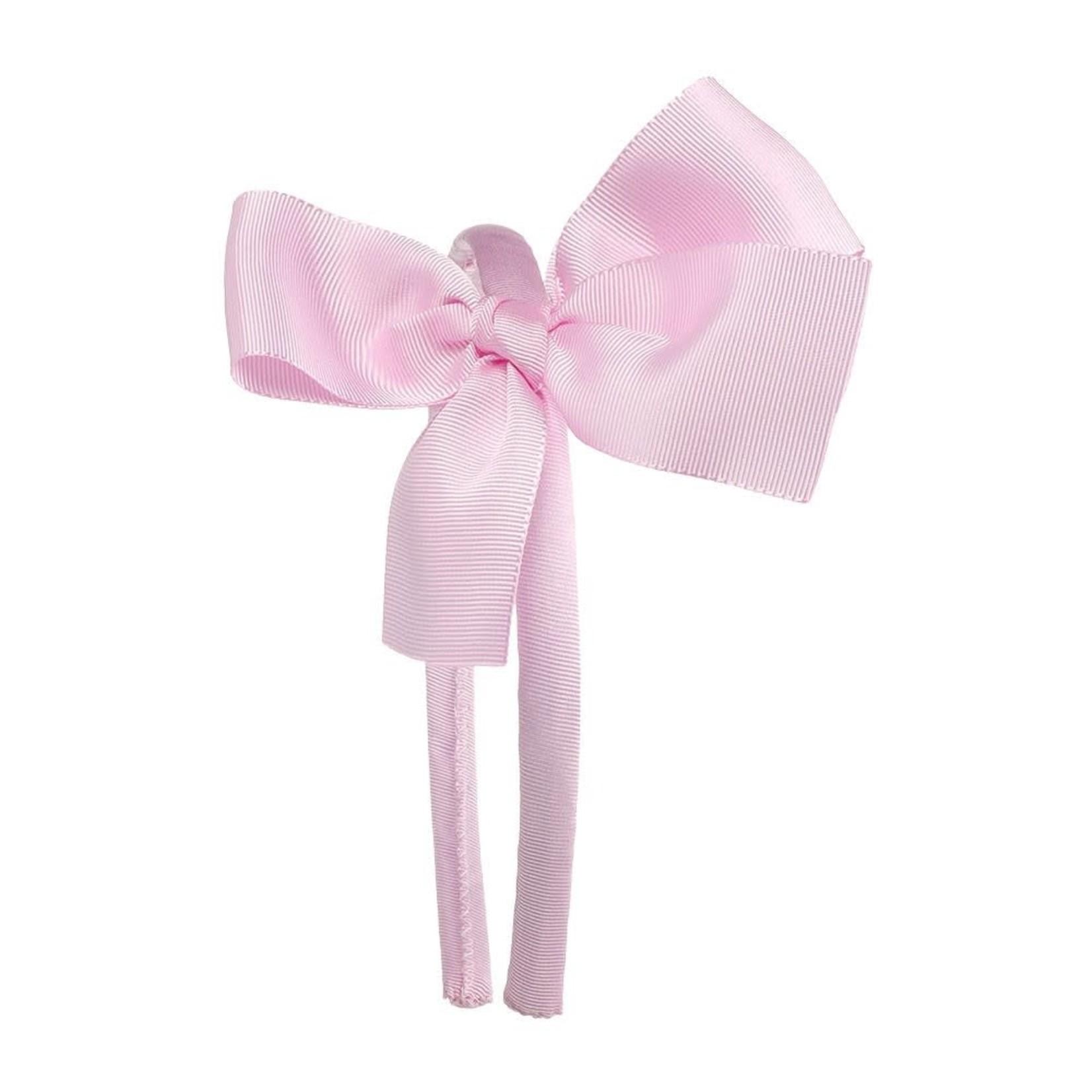 Siena Diadeem Large Bow - Pink