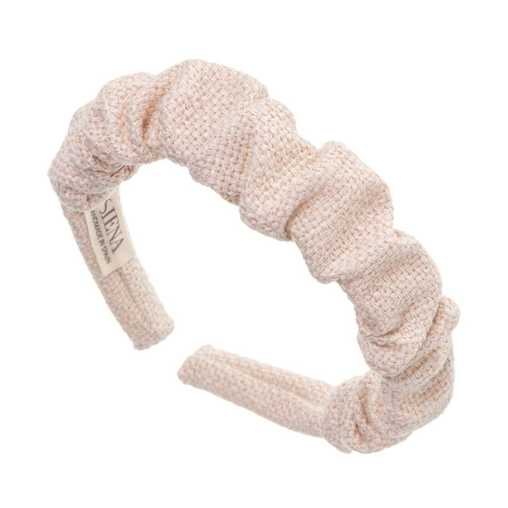 Siena Hairband Scrunchie - Crudo