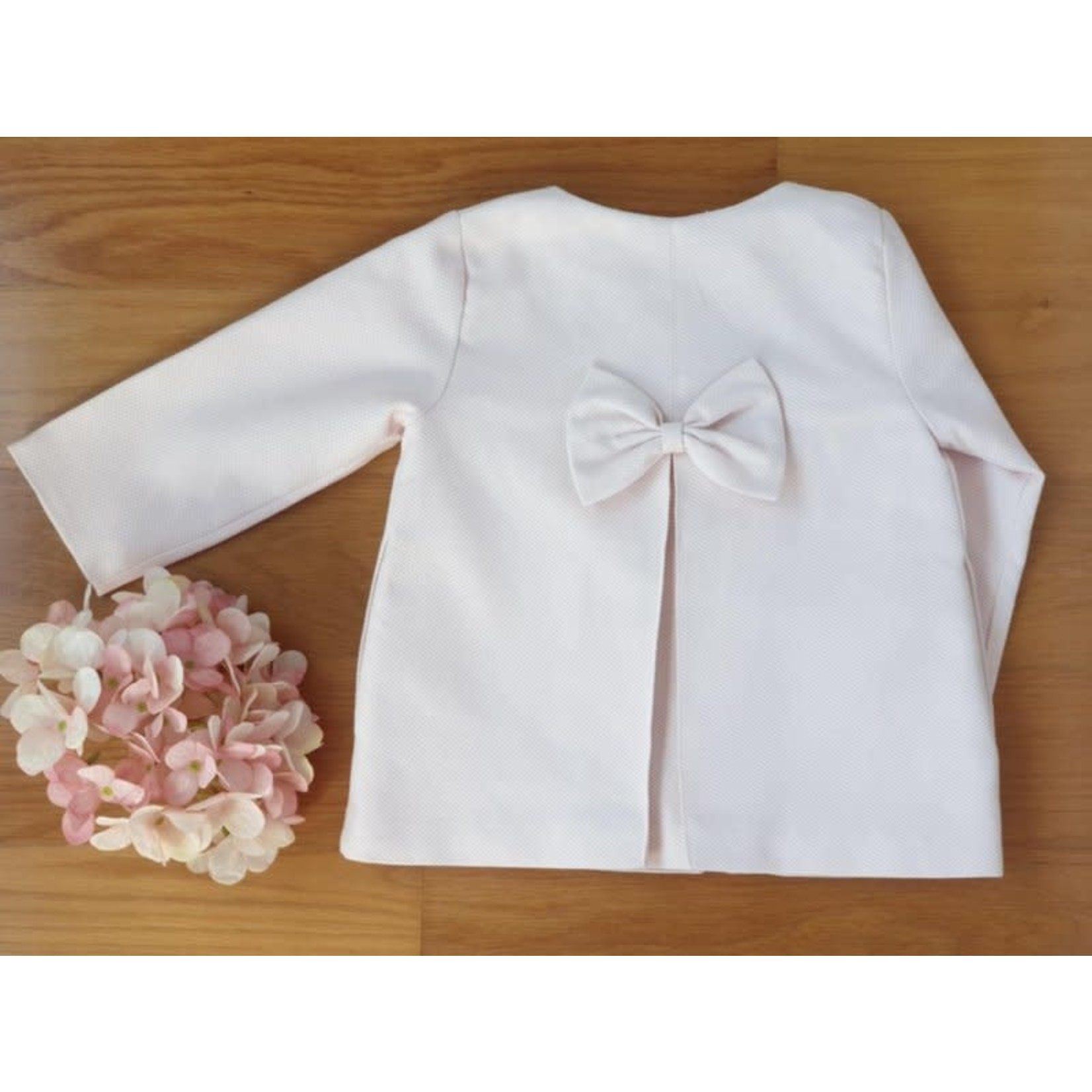 Camellia Jacket Alessia Ivory