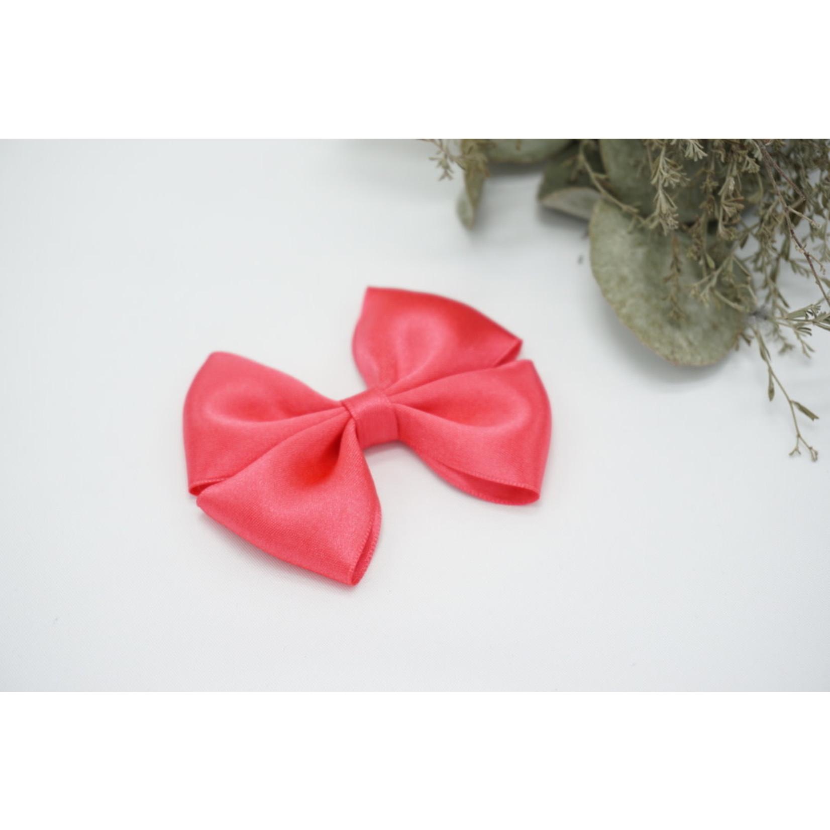 Petite Zara Satin Bow - Indian