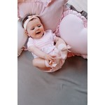 Blues Baby Romper Pink Alexia